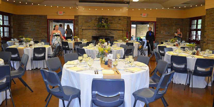 Maple Ridge Lodge wedding Cincinnati
