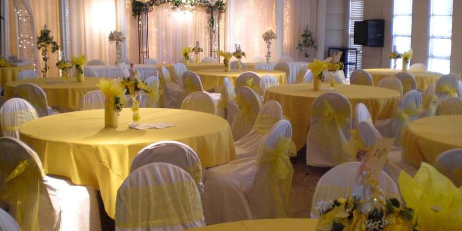 Garden Center Building Weddings