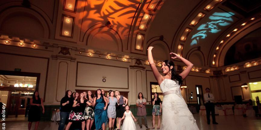 The Depot wedding Salt Lake City