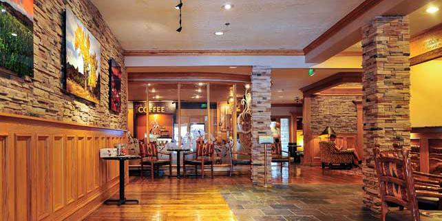Cedar Breaks Lodge And Spa wedding South Utah