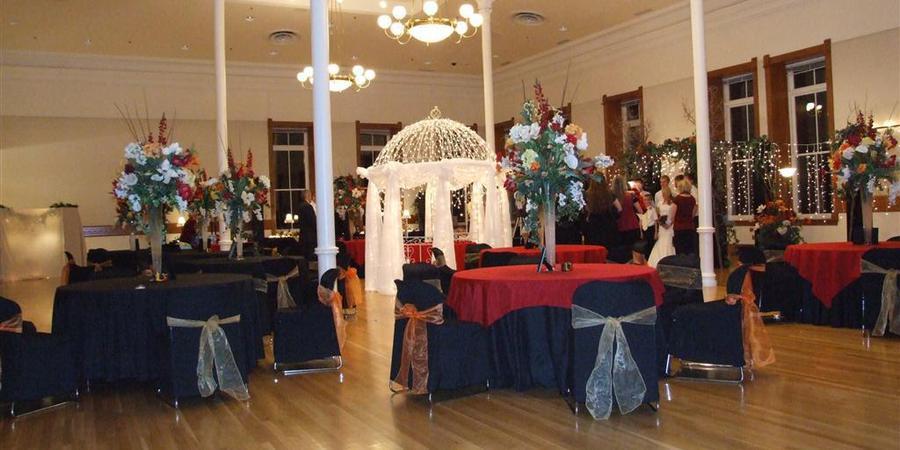 Provo Library wedding Salt Lake City