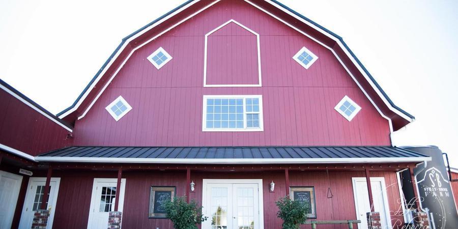 Stilly Brook Farm wedding Everett