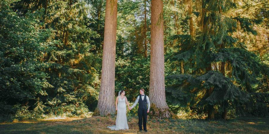 Nature's Connection Place wedding Seattle