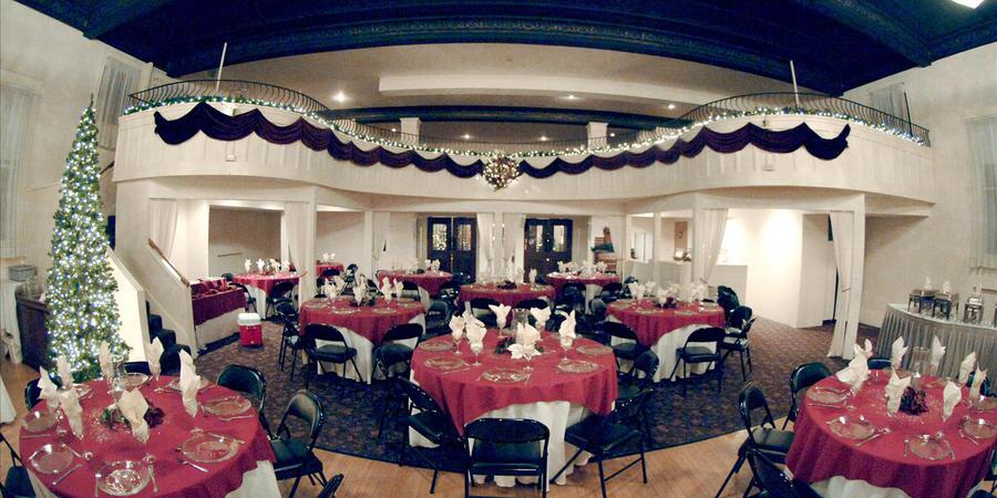 Marysville Opera House wedding Everett