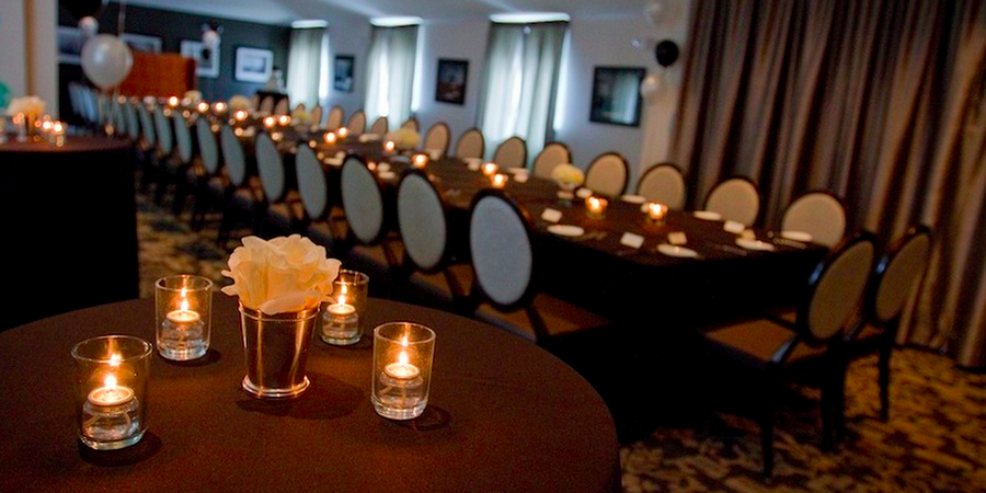 Rococo Steak House wedding Tampa
