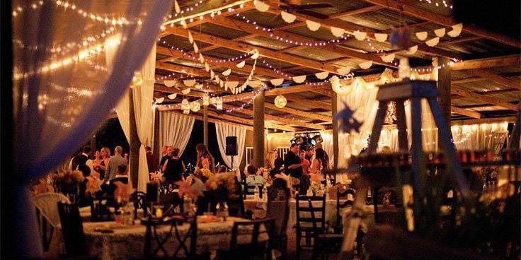 Birdsong Barn wedding Central Florida Beaches/Coast
