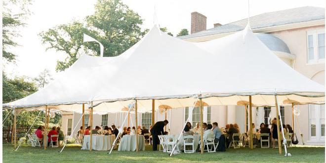 Tudor Place Historic House And Garden wedding Washington DC