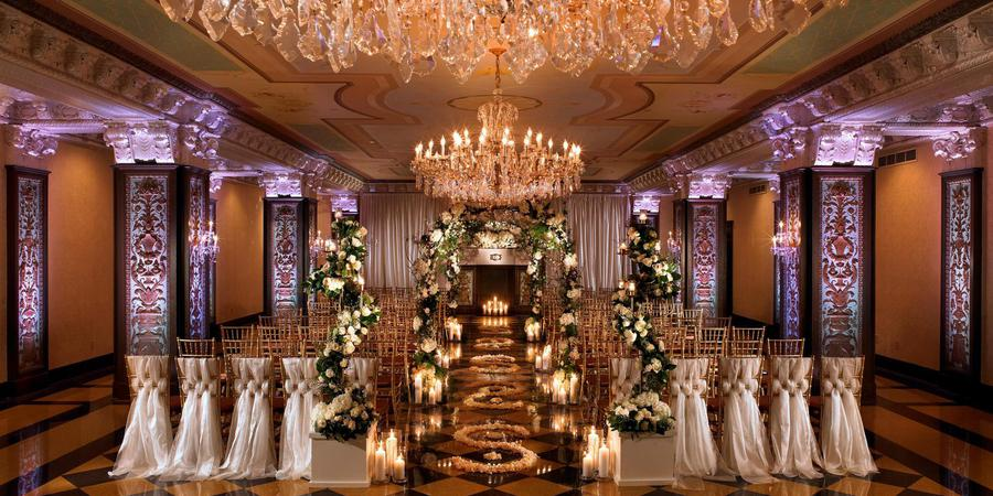 The US Grant wedding San Diego