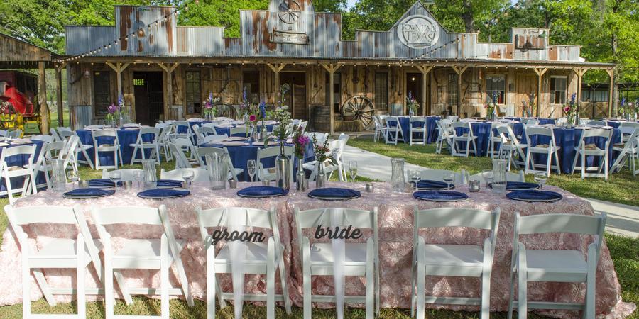 TownHall Texas wedding Houston