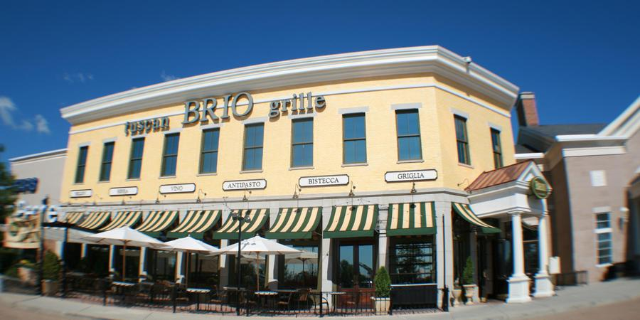 Brio Tuscan Grille at Polaris Fashion Place wedding Columbus
