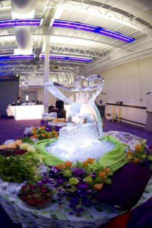L.A. Catering Event Center wedding Columbus
