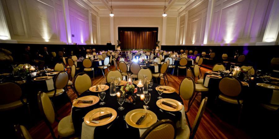 Centralia Square Grand Ballroom wedding Tacoma