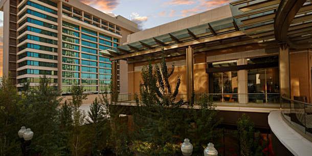 Salt Lake Marriott Downtown at City Creek wedding Salt Lake City