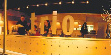 Cafe Trio of Cottonwood wedding Salt Lake City