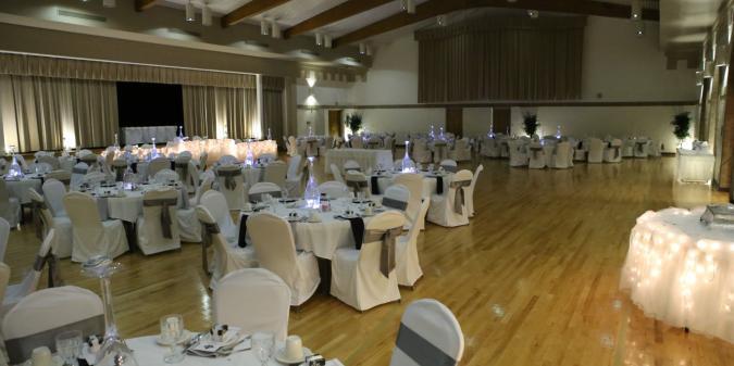 Greek Community Center wedding Cleveland