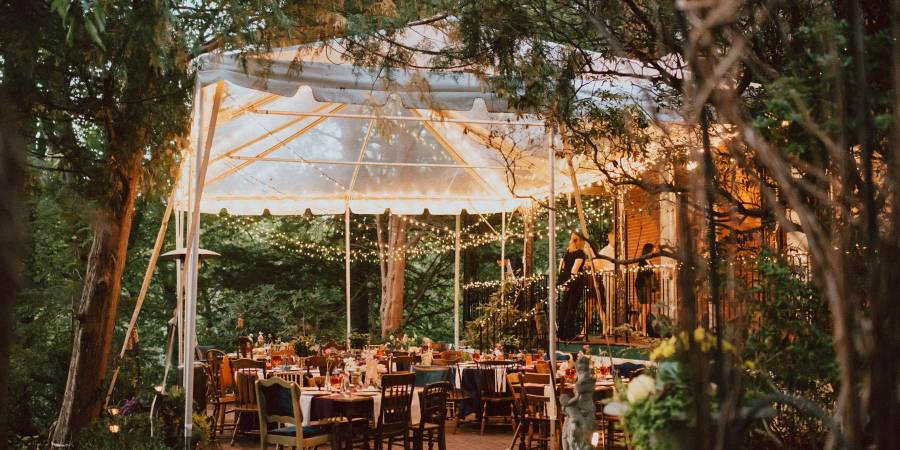 Faunbrook Bed & Breakfast wedding Philadelphia
