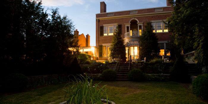 Woodrow Wilson House Museum wedding Washington DC