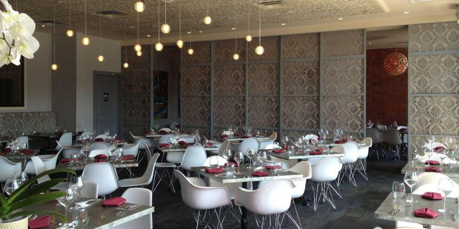 L'Olivier Restaurant & Bar wedding Houston