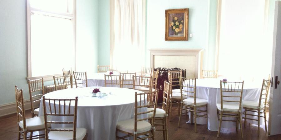 The Dallas Woman's Forum at the Alexander Mansion wedding Dallas