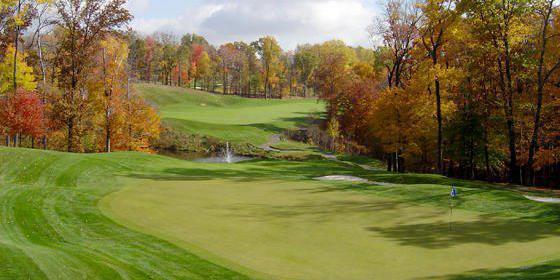 Diamond Run Golf Club wedding Pittsburgh