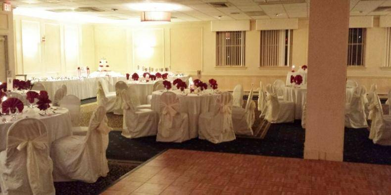 Quality Inn and Suites West Chester wedding Philadelphia
