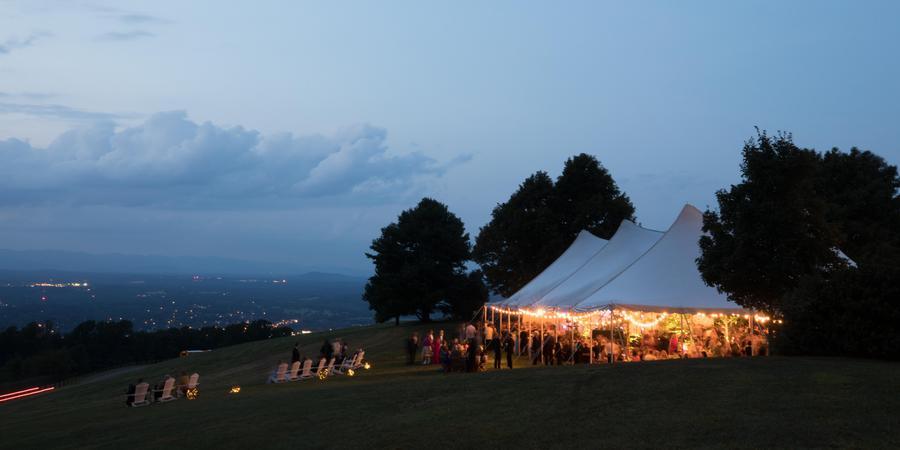 Montalto, Overlooking Monticello wedding Charlottesville