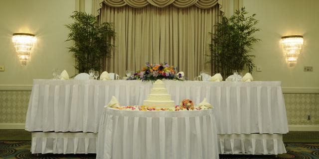 DoubleTree by Hilton Philadelphia Airport wedding Philadelphia
