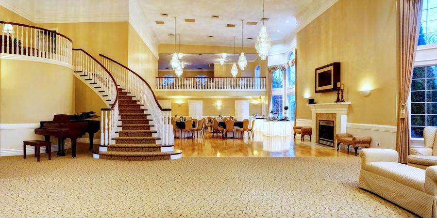 Carmelle Reception Center wedding Salt Lake City