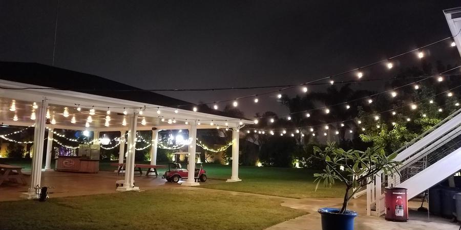 Galveston Island Palms Outdoor Events