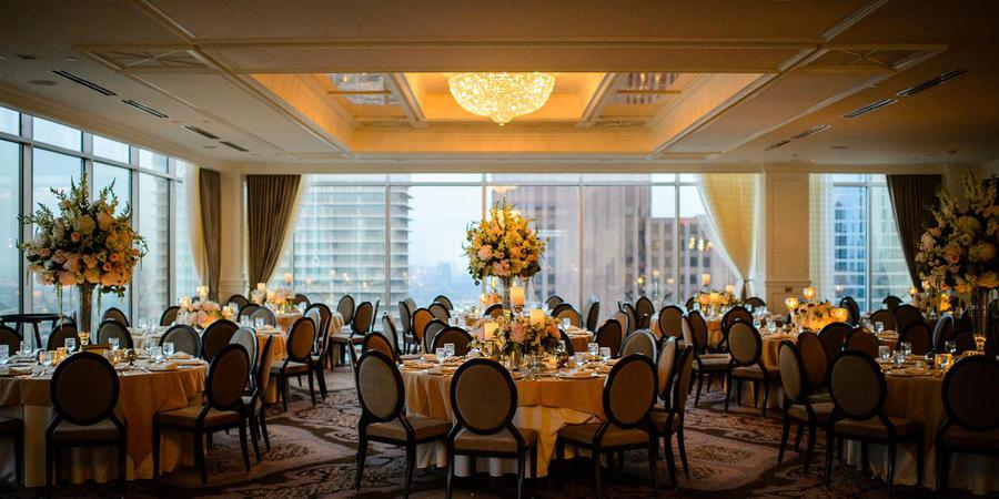 Petroleum Club of Houston wedding Houston