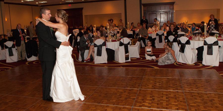 Columbus Marriott Northwest wedding Columbus