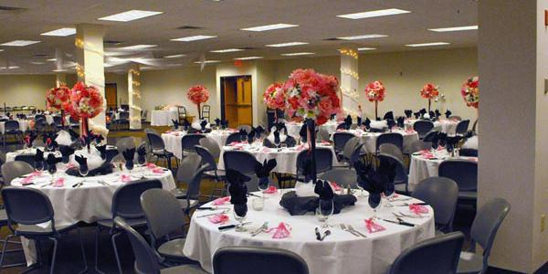 James W. Kehoe Center for Advanced Learning wedding Cleveland