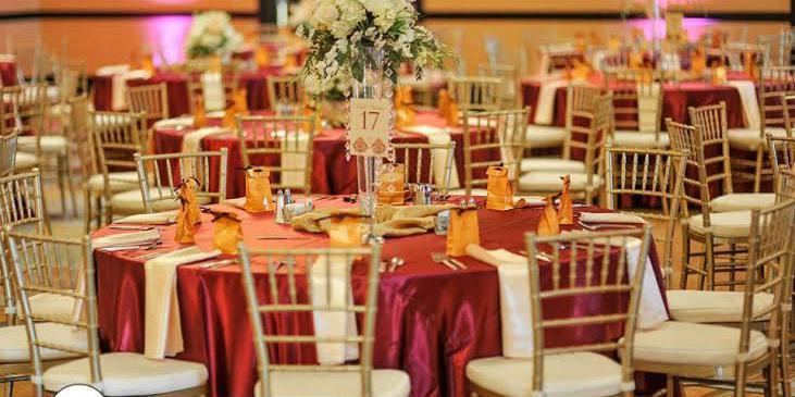 Hilton Columbus/Polaris wedding Columbus