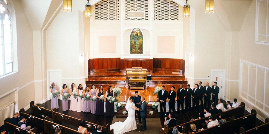 Events on 6th wedding Tacoma