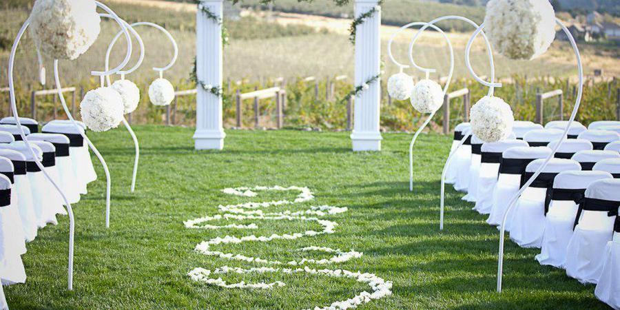 Fontaine Estates Winery wedding Yakima