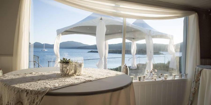 Orcas Beach Bungalow wedding Everett