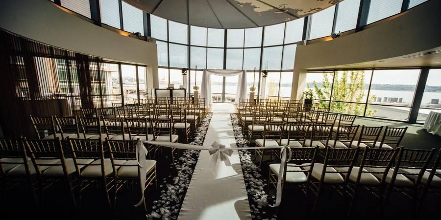 World Trade Center Seattle wedding Seattle