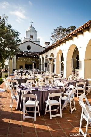 Junipero Serra Museum wedding San Diego
