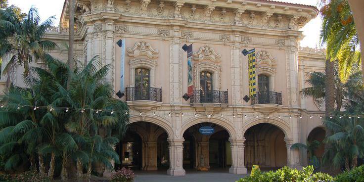 San Diego History Center wedding San Diego
