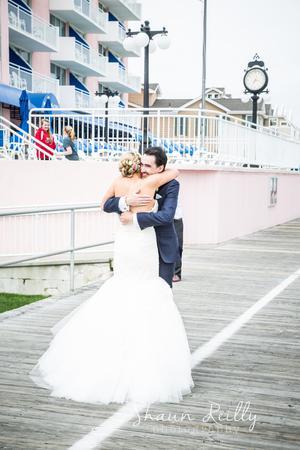 Port-O-Call Hotel wedding Atlantic City
