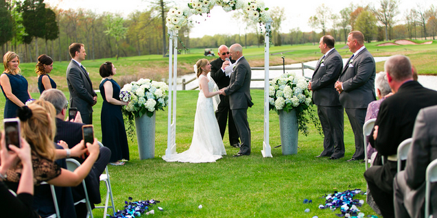 Royce Brook Golf Club wedding North Jersey