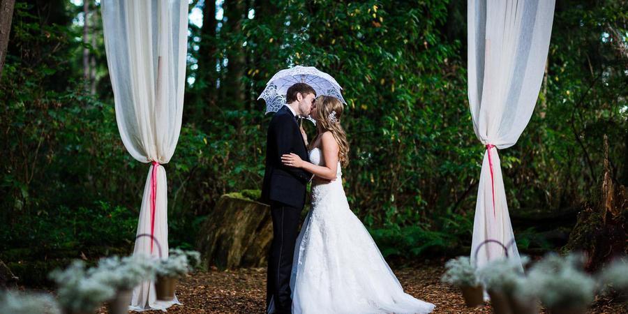 Twin Willow Gardens wedding Seattle