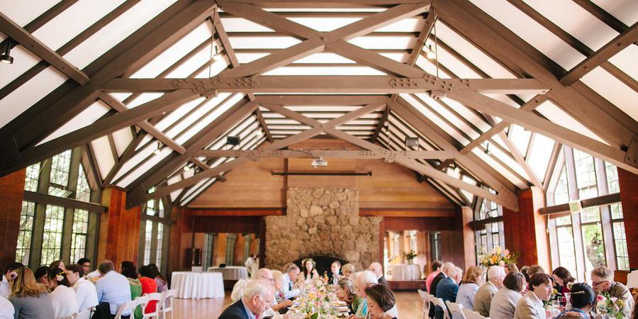 Brazilian Room wedding East Bay