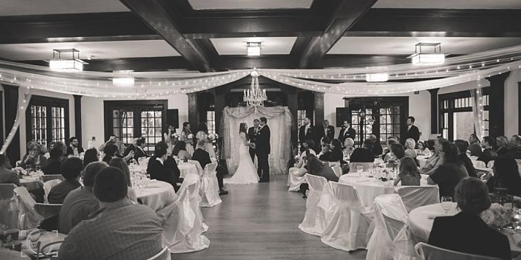 Titlow Lodge wedding Tacoma