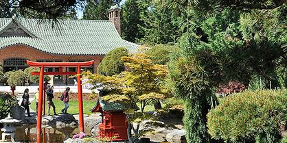 Point Defiance Pagoda Venue Tacoma Get Your Price Estimate