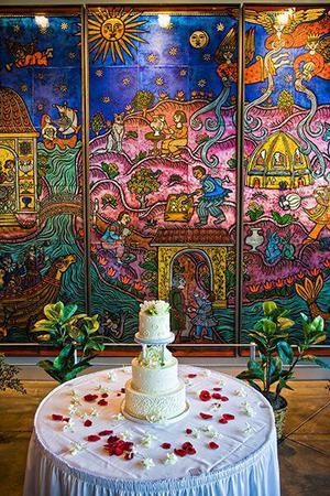 Museum of Glass wedding Tacoma