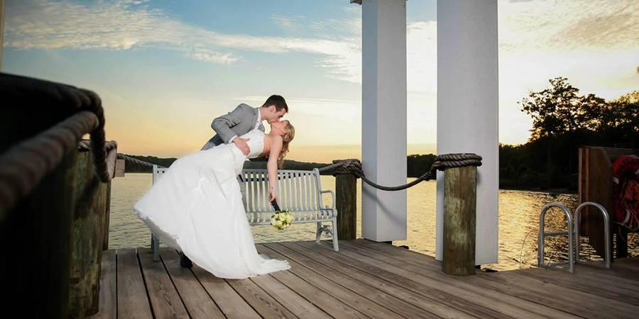 Water's Edge Events Center wedding Eastern Shore/Chesapeake Bay