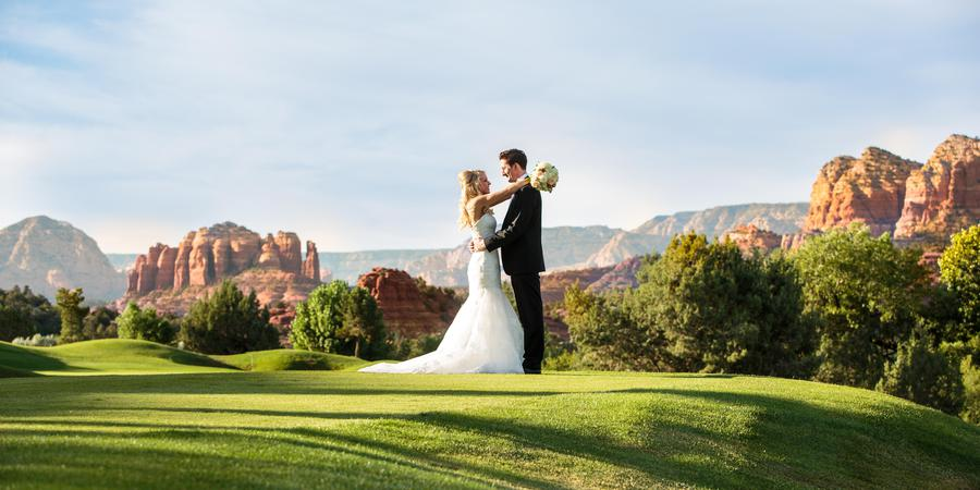 Sedona Golf Resort wedding Sedona/Flagstaff