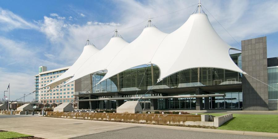 Hampton Roads Convention Center wedding Virginia Beach