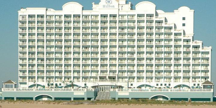 Hilton Ocean City Oceanfront Suites Weddings Get Prices For
